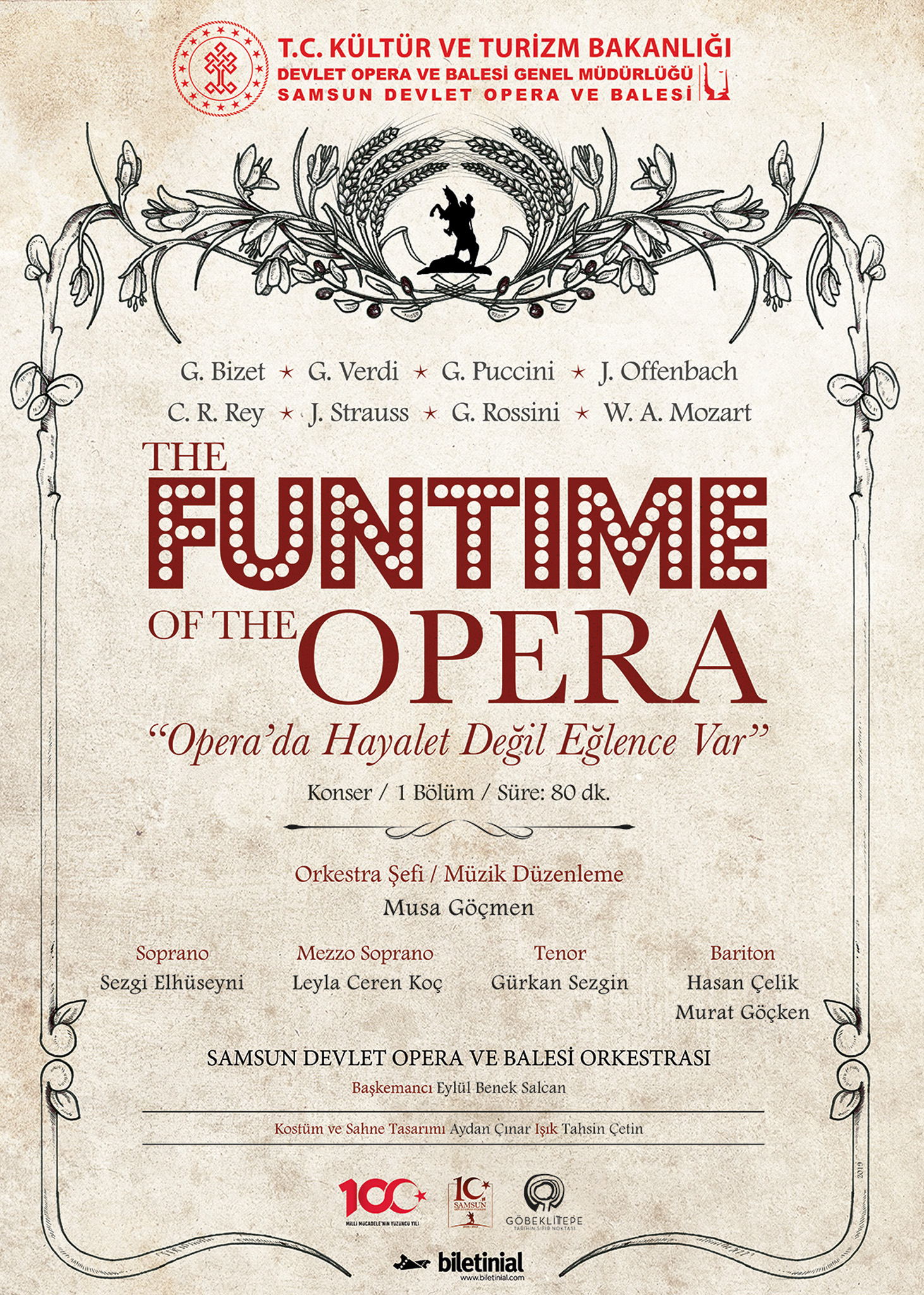 THE FUN TIME OF THE OPERA